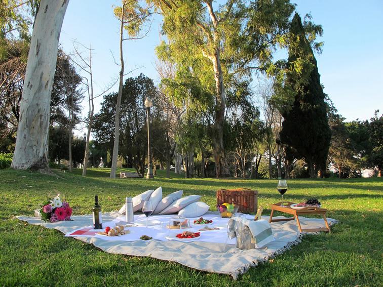 Los picnics a la carta llegan a Barcelona
