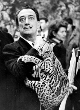 anécdotas de Salvador Dalí