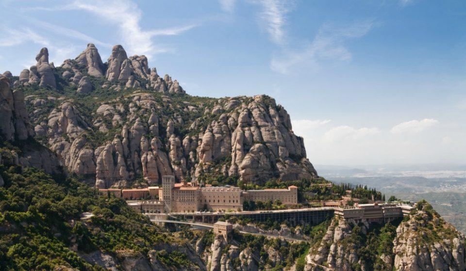 ¿Por qué el segundo de Hitler vino al Monasterio de Montserrat?