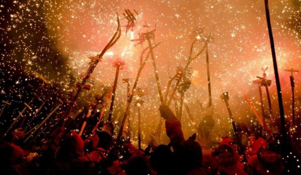 La Festa Major del Poble-Sec viene cargadita