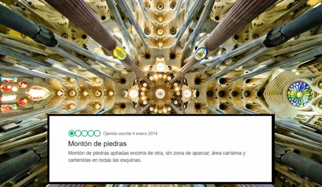 internet sobre la Sagrada Familia