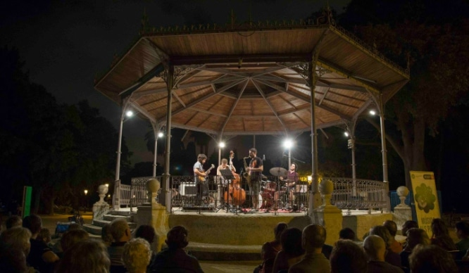 Música als Parcs