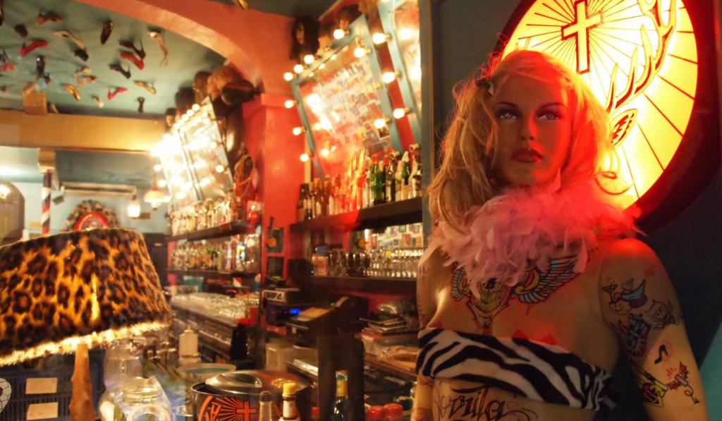 Sor Rita, el bar de copas del que nadie se olvida