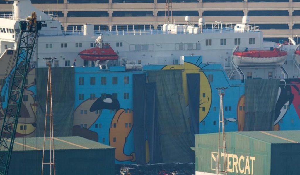 #FreePiolin, las reacciones en twitter ante lo nuevo del barco de moda