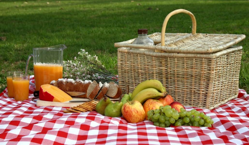 picnic perfecto en Barcelona