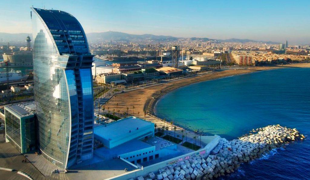 La isla de Maians, la Atlántida de Barcelona