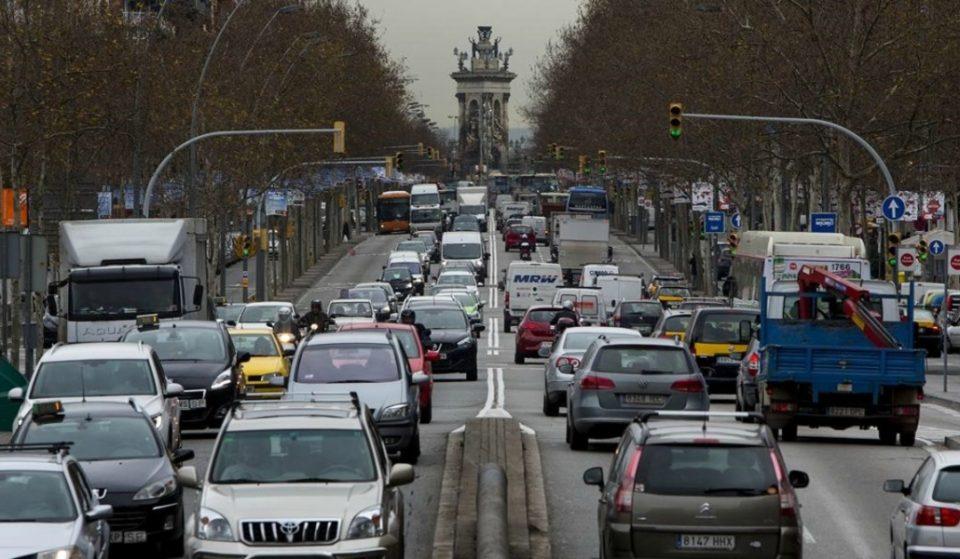 El transporte público aumentará en los días de alta contaminación
