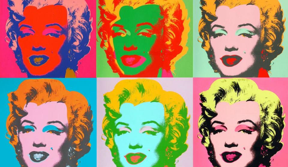 Andy Warhol llega a Barcelona