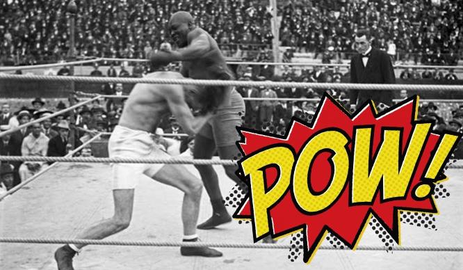 Un campeón del mundo de boxeo y un poeta pelearon en La Monumental