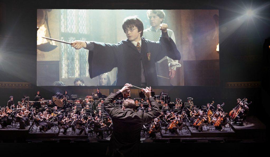 concierto de Harry Potter