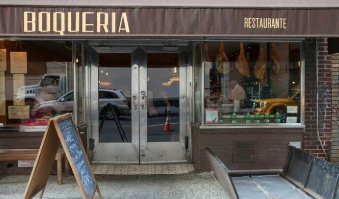 Boqueria en Nueva York