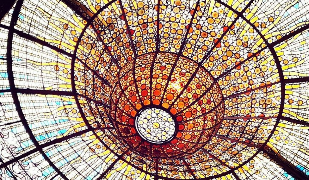 techos más impresionantes de Barcelona