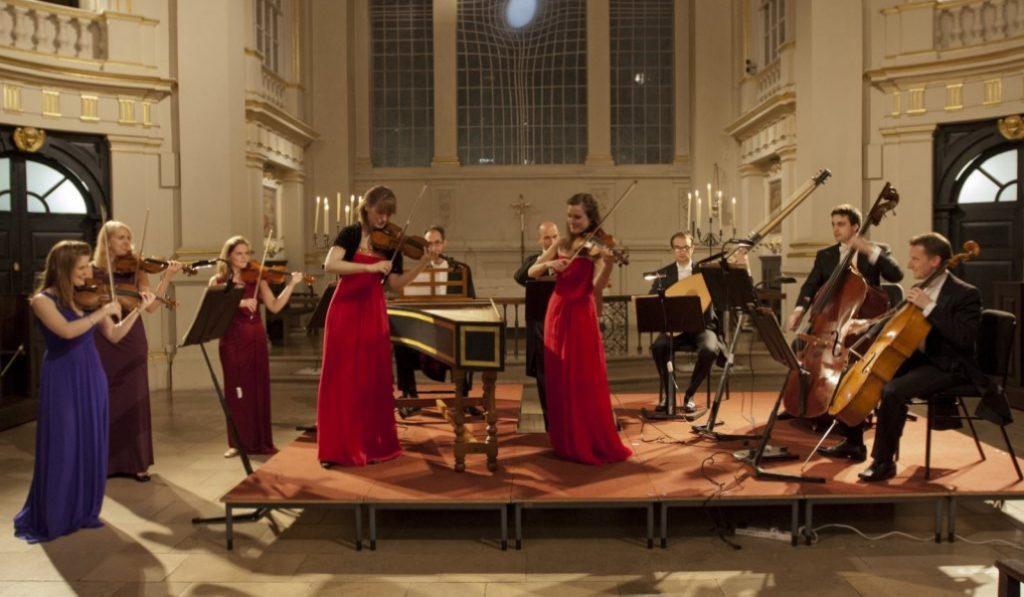 Vivaldi llega a Barcelona después de triunfar en Londres