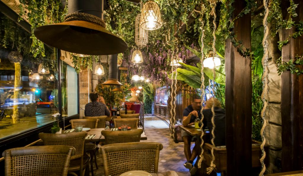 La selva con la carne más jugosa se encuentra en Barcelona