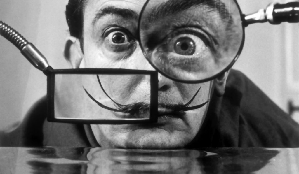 Consejos de Dalí