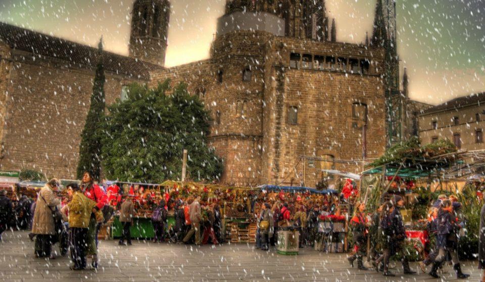 6 mercados de Navidad tradicionales y alternativos para estas fechas