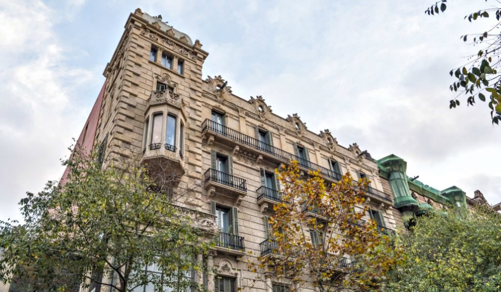 La Casa Garriga Nogués, la joya de la arquitectura burguesa barcelonesa