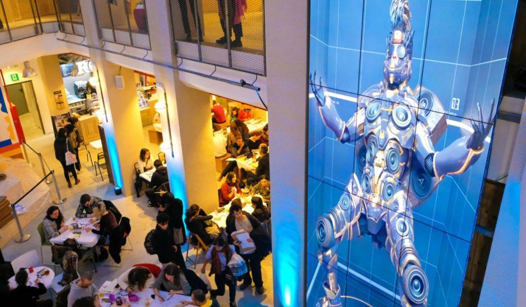 imaginCafé, el nuevo centro cultural de Barcelona para los «millenials»