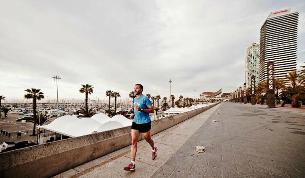 5 lugares de Barcelona muy distintos entre sí para disfrutar del running