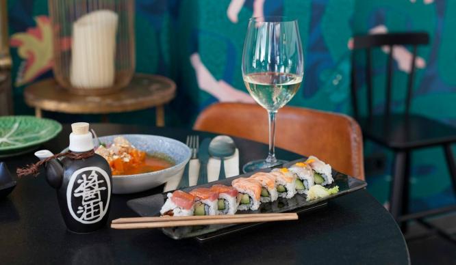 La mejor combinación de restaurante peruano y japonés está en el Born