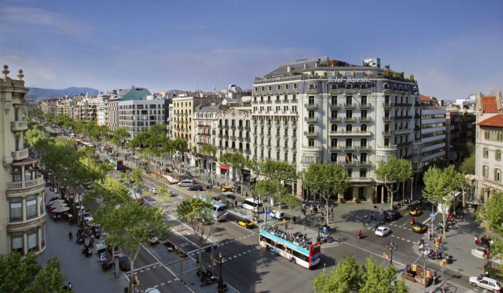 El Passeig de Gràcia organizará un festival gastronómico en marzo