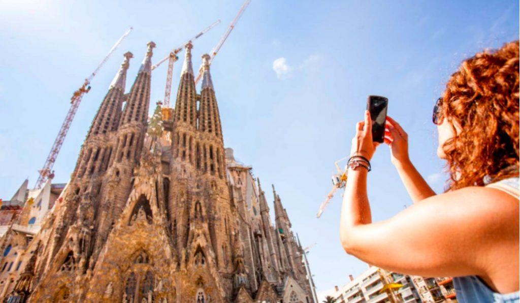 La Sagrada Familia, la 5ª atracción turística más reservada del mundo