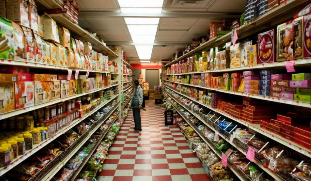 El mejor supermercado de Barcelona sólo vende productos coreanos, chinos y japoneses