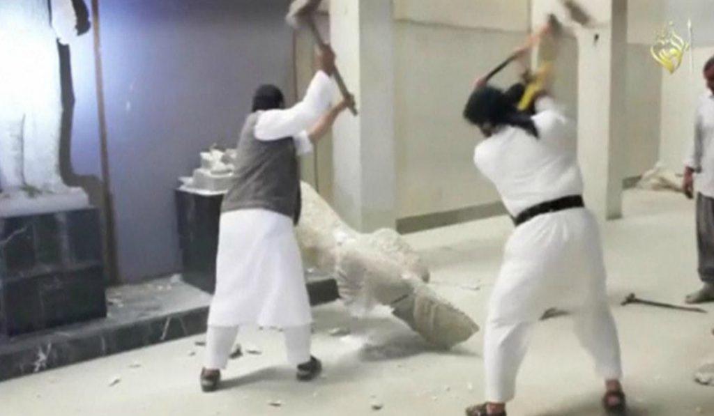 Detenido el dueño de un anticuario por vender piezas robadas por el ISIS