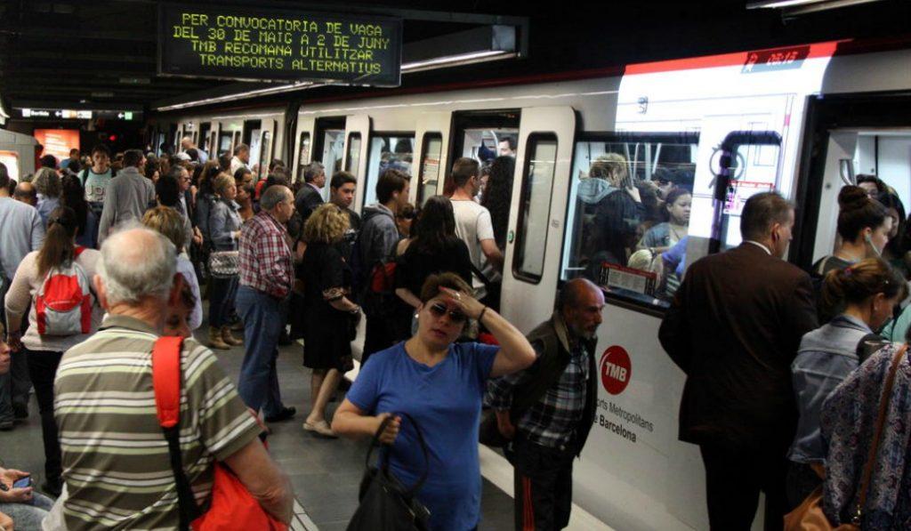 Esta es la propuesta del Tribunal Supremo para acabar con los carteristas en el Metro