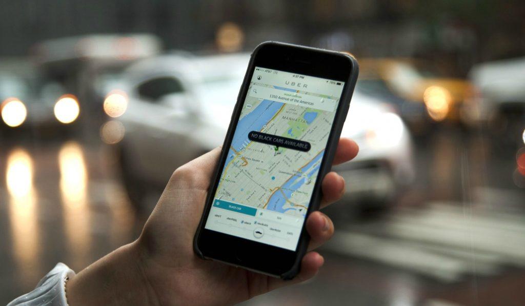 Uber vuelve a Barcelona después de tres años