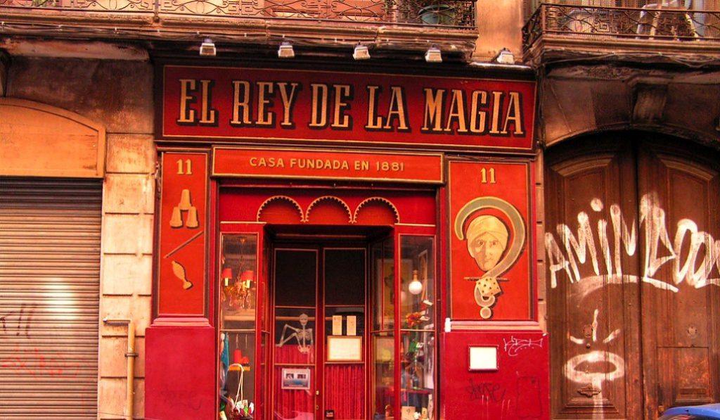 Las 10 tiendas especializadas más raras (frikis) de Barcelona