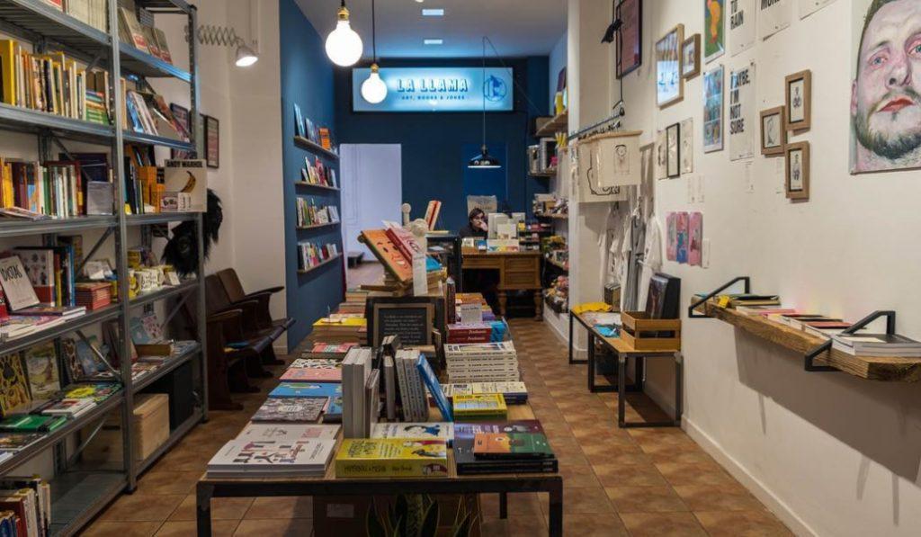 La Llama Store, muy posiblemente la mejor ¿tienda? de Barcelona