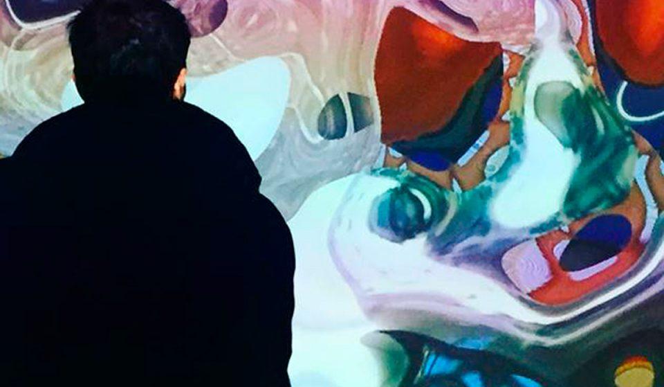 Grimbergen Place trae la mejor cerveza belga y arte multimedia a Barcelona