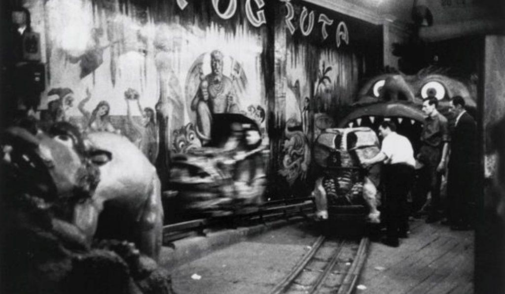 Cuando la Sala Apolo era un parque de atracciones