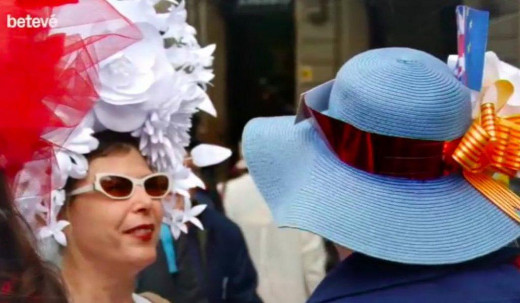Este fin de semana se ha celebrado el Paseo con sombrero