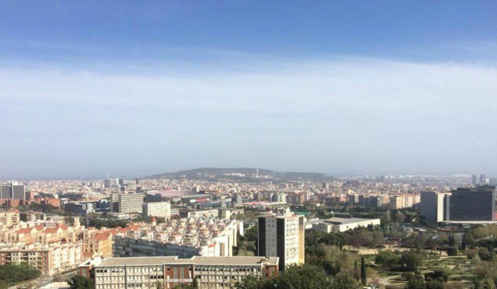 Un nuevo mirador para ver Barcelona como nunca la habías visto