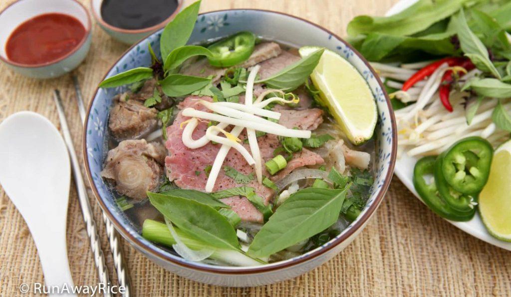 Pho, qué es y dónde comer este manjar vietnamita en Barcelona