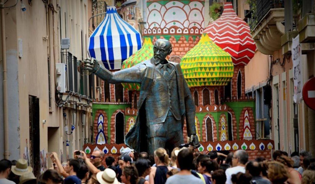 Ya tenemos cartel para las Fiestas de Gràcia… y nos flipa