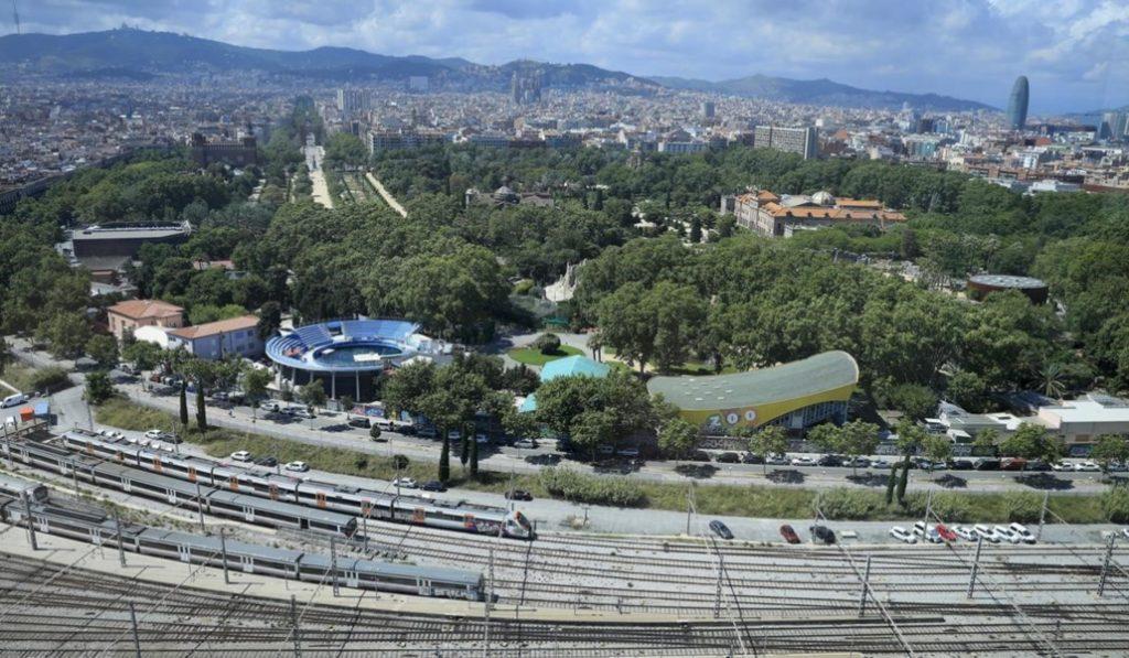 Los ambiciosos planes del Ayuntamiento: la Ciutadella y la Barceloneta conectadas