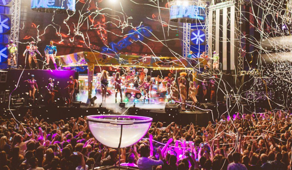 Vive la primera (y quizá la mejor) fiesta del verano en la discoteca más grande del mundo