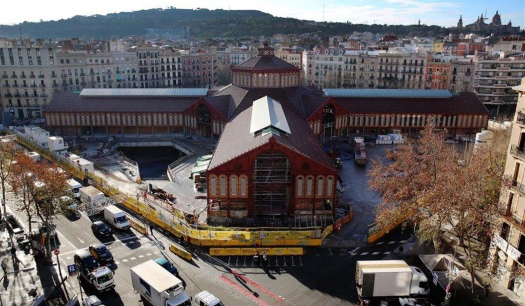 Por fin: ya hay fecha de reapertura del Mercado de Sant Antoni