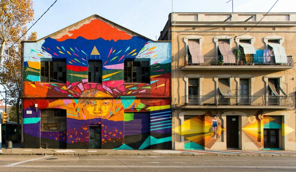 Dónde comer en Poblenou, el barrio de moda de Barcelona