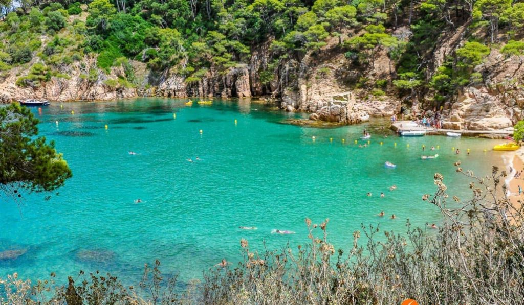 La playa perfecta existe y está en Cataluña