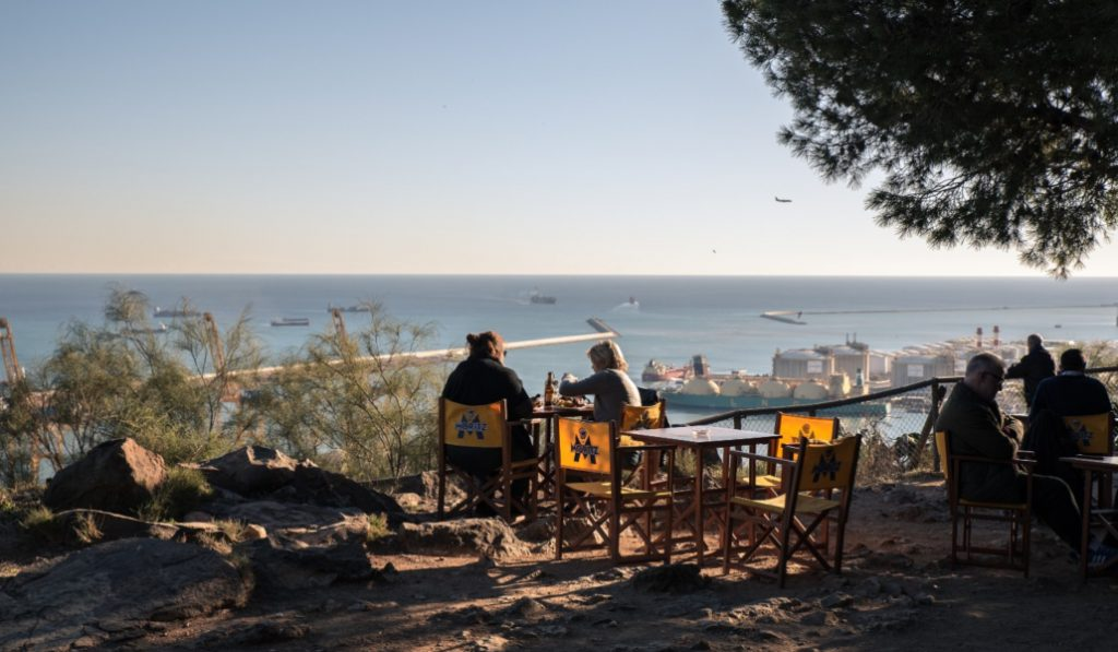 El plan estrella del verano: sardinas, rumba y Moritz