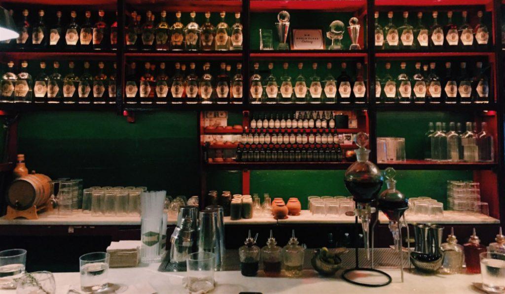 La mejor coctelería de España está en el Born