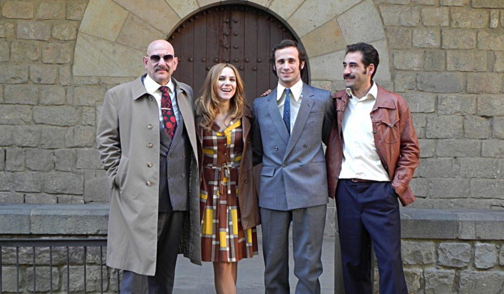 La nueva serie de Movistar+ se ambienta en Barcelona durante los 60