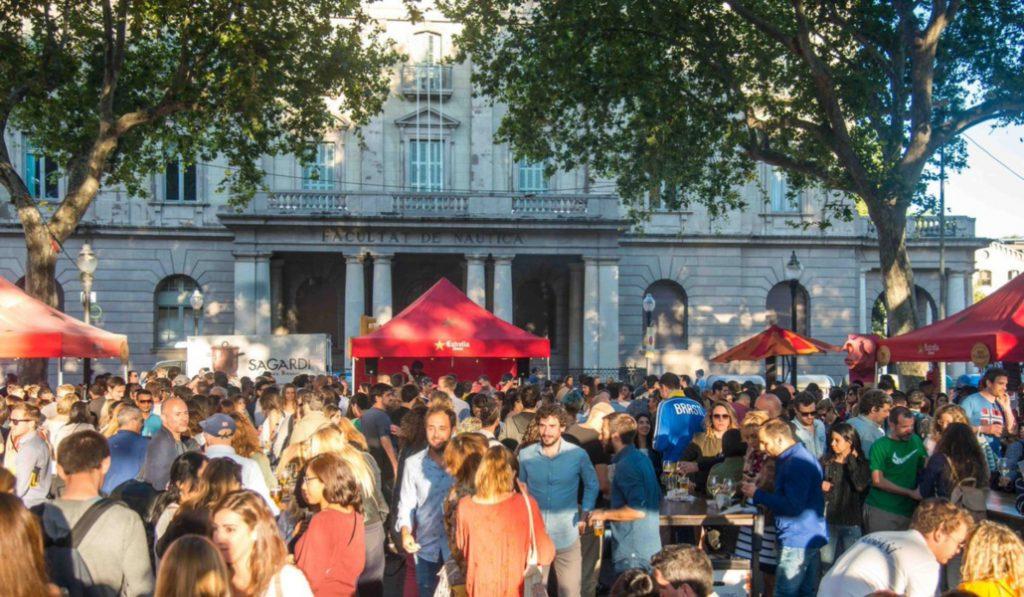 Planazo para el finde: festival gastronómico en el Born