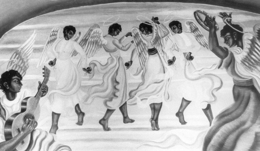 La historia secreta de la Capilla Gitana, el fresco oculto en La Modelo