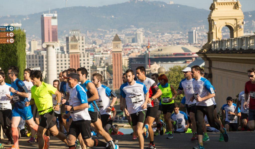 Más del 70% de los barceloneses hacen deporte