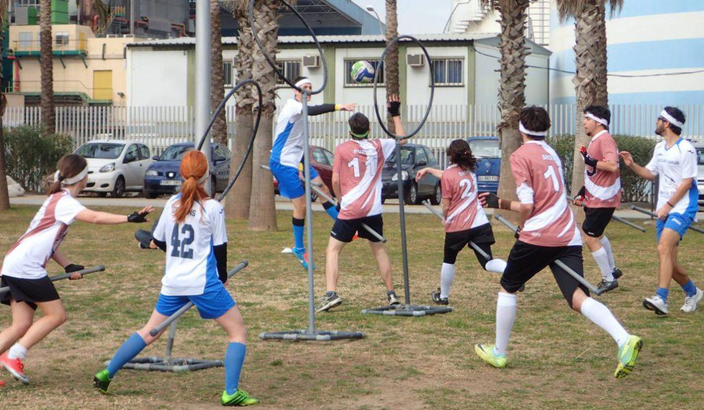 El Quidditch arrasa en Barcelona